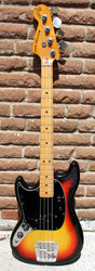 Lefthand Fender Mustang Bass