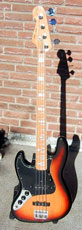 Lefthand Fender Jazz Bass 1978