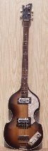 Hofner Beatles Bass 1967