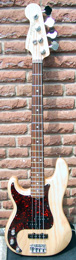 Lefthand Fender Hot Rodded P-Bass 2000